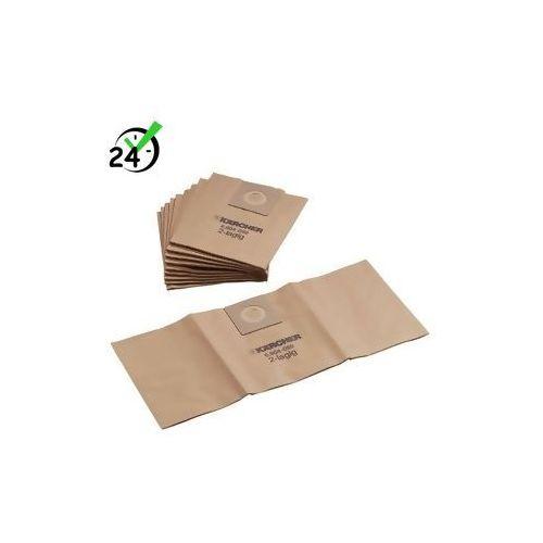 Worki papierowe (5szt) do NT 25/1 - NT 35/1, Karcher ✔AUTORYZOWANY PARTNER KARCHER ✔KARTA 0ZŁ ✔POBRANIE 0ZŁ ✔ZWROT 30DNI ✔RATY ✔GWARANCJA D2D ✔WEJDŹ I KUP NAJTANIEJ, 6.904-259.0