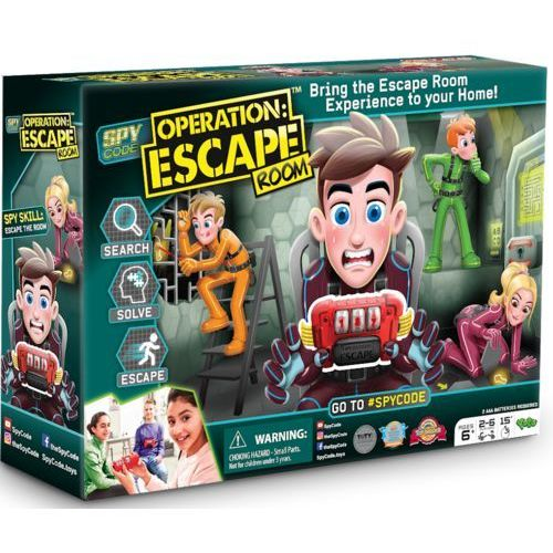 Operacja: Escape Room Junior (8719324076340)