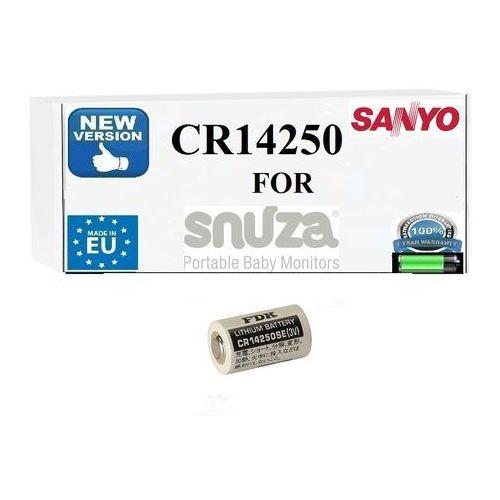 BATERIA SANYO Snuza GO HALO HERO CR14250 LS14250