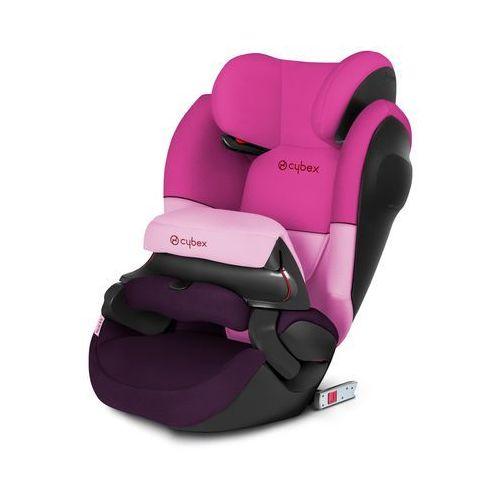 Cybex silver fotelik samochodowy pallas m-fix sl purple rain-purple (4058511135885)