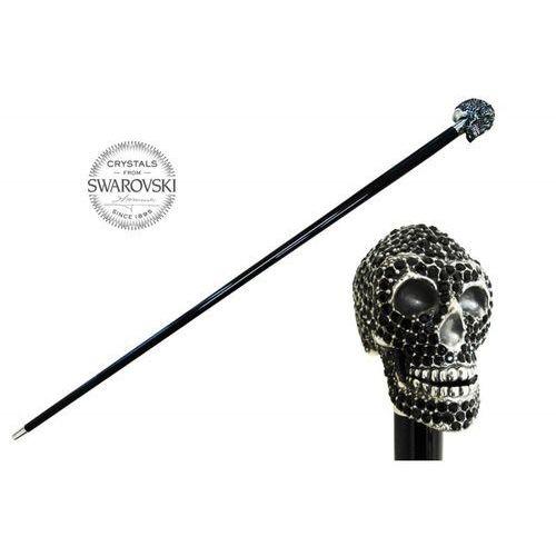 Laska Pasotti Black Swarovski Skull, ba W333ne