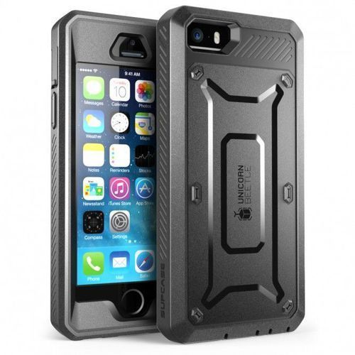 Supcase  unicorn beetle pro black | obudowa dla modelu apple iphone 5s / se
