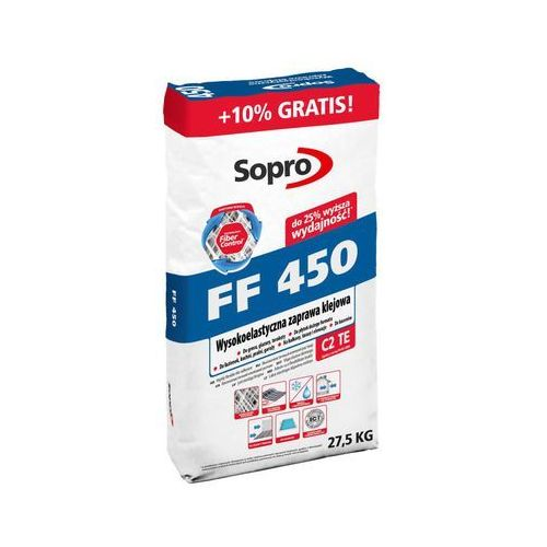 Zaprawa klejowa FF450 SOPRO (5901740450276)