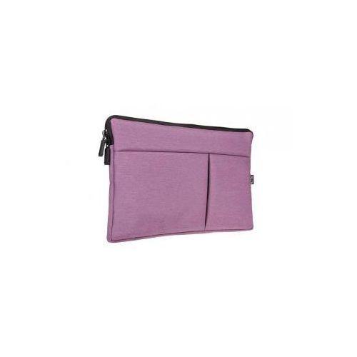 "Etui do notebooka slim 17"" (purple) marki E5"