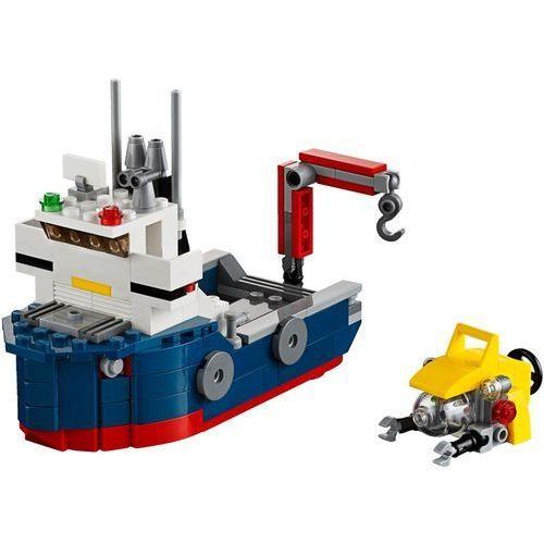 Lego CREATOR Badacz oceanów (ocean explorer) 31045