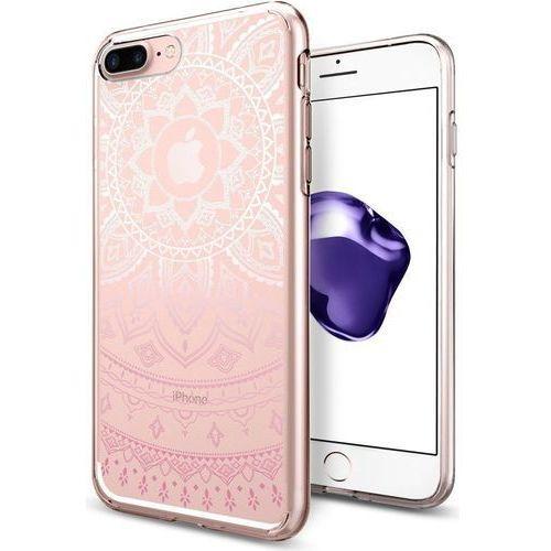 Spigen sgp  etui liquid crystal shine do iphone 7 plus (liquid shine pink ip7+) darmowy odbiór w 21 miastach! (8809522190181)