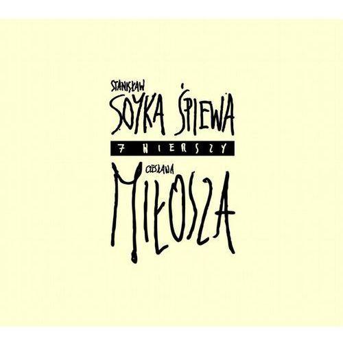 Universal music Stanisław soyka - 7 wierszy czesława miłosza + odbiór w 650 punktach stacji z paczką!