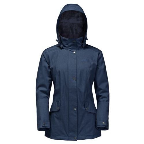 Kurtka PARK AVENUE JACKET WOMEN - dark sky (4055001307111)
