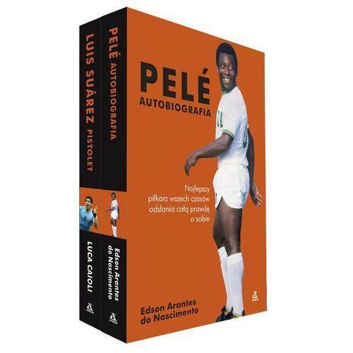 Pele / Suarez Pakiet - Jeśli zamówisz do 14:00, wyślemy tego samego dnia. Darmowa dostawa, już od 99,99 zł. (9788324161355)