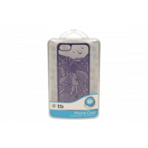 TB Etui Iphone 5/5S dziewczyna fiolet - sprawdź w wybranym sklepie