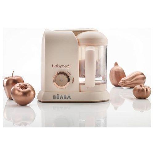 BEABA Babycook Solo Pink - wielofunkcyjne urządzenie do przygotowywania posiłków