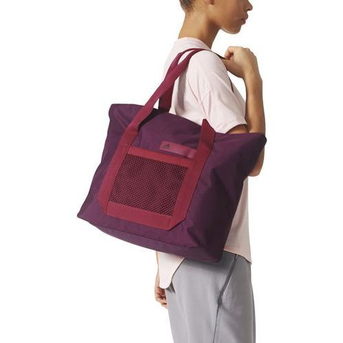 Torba adidas Good Tote Solid BR2302, kolor fioletowy