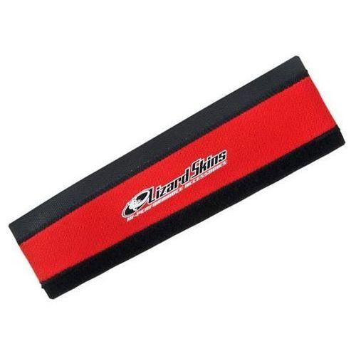 Lzs-chnds500 osłona na ramę standard (s) neoprenowa roz.75/68mm x 245mm czerwona marki Lizard skins