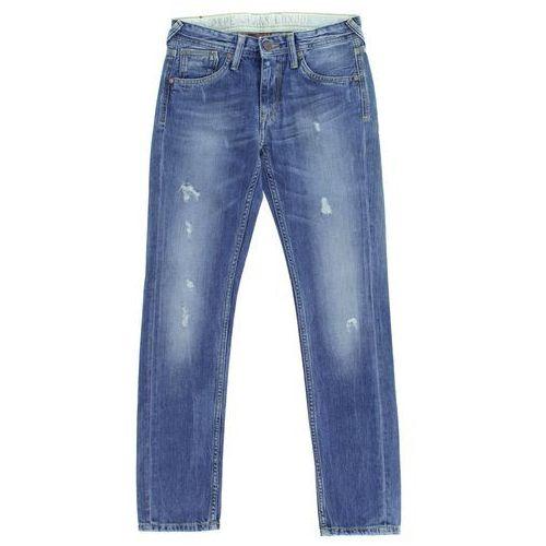 Pepe jeans  dżinsy dziecięce niebieski 16 lat