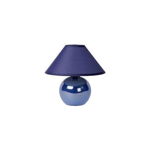 Lucide 14553/81/35 - lampa stołowa faro 1xe14/esl 9w/230v (5411212141309)