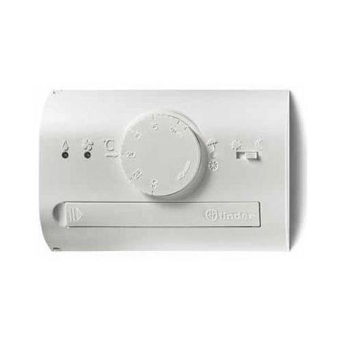 Finder Termostat elektroniczny ral7016, nastawy pokrętłem, dzień/noc, lato/zima 1p 5a 230v 1t.41.9.003.2000