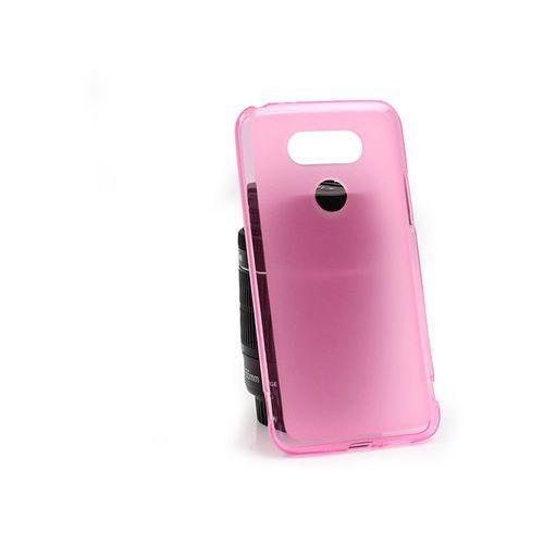 LG G5 SE - etui na telefon FLEXmat Case - różowy