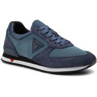Sneakersy - chat fm7cht sue12 blue marki Guess