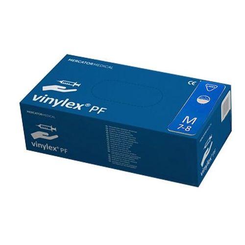 Rękawice VINYLEX powder-free M 100szt