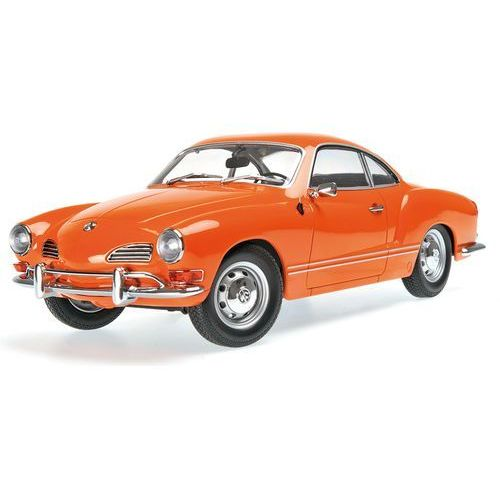 Volkswagen Karmann GHIA Coupe 1970 Orange