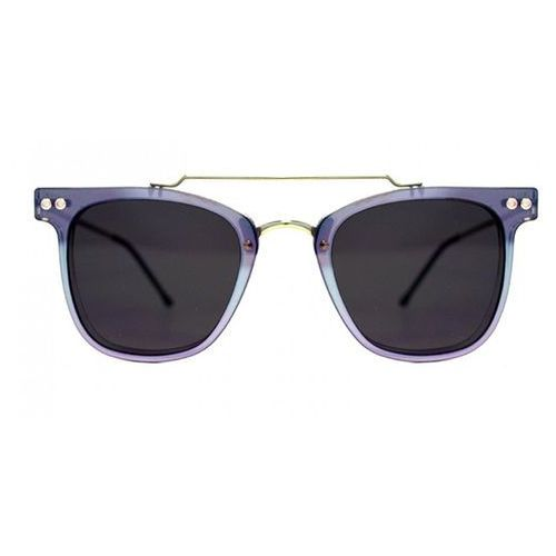 Spitfire Okulary słoneczne ftl select double lens clear/silver mirror/black