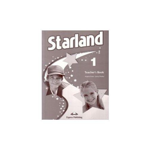Starland 1. Książka Nauczyciela, oprawa miękka
