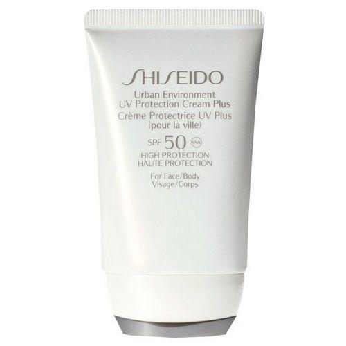 Shiseido kremy przeciwsloneczne shiseido kremy przeciwsloneczne urban environment uv protection cream plus spf50 50.0 ml