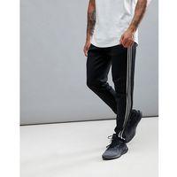 adidas Athletics Knitted Joggers In Black CG2129 - Black, kolor czarny