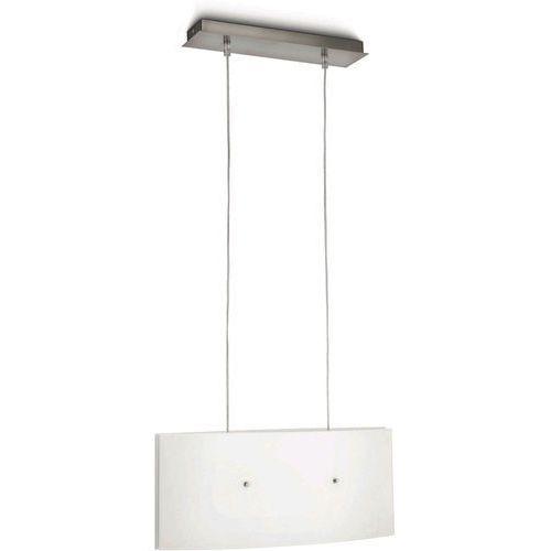 Philips Massive 36065/17/10 - Lampa wisząca JOZEF 2xE27/60W/230V matowy chrom (5412253785248)