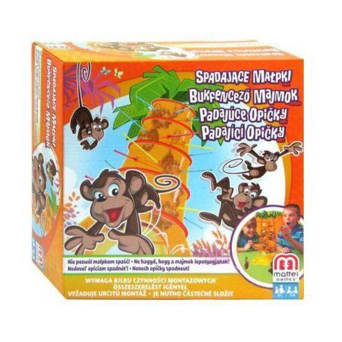 Mattel Gra spadające małpki - darmowa dostawa od 199 zł!!!