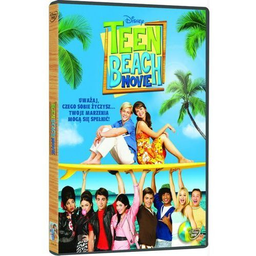 Cdp.pl Film  teen beach movie (5907610747446)