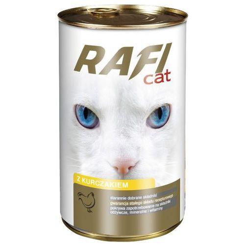 Rafi Cat z Kurczakiem 415g