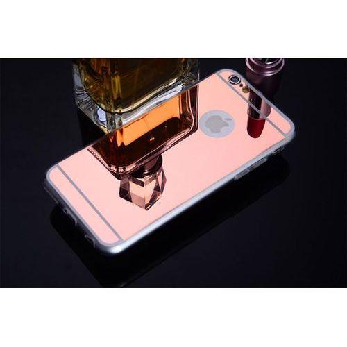 Slim Mirror Case Różowy | Etui dla Apple iPhone 6 / 6S - Różowy - produkt z kategorii- Futerały i pokrowce do telefonów