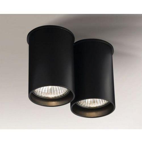 Shilo Arida tuba 1112/gu10/cz 9/13cm czarny