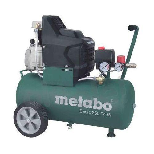 Metabo Basic 250-24 W (6.01533.00) - produkt w magazynie - szybka wysyłka! - produkt z kategorii- Sprężarki i kompresory