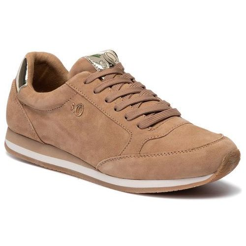 Sneakersy S.OLIVER - 5-23640-23 Sand Suede 404