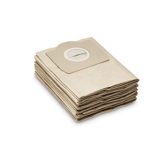 Karcher Papierowe torebki filtracyjne (5 szt.) do odkurzaczy wd 3 / se 4001 ( 6.959-130.0), polska dystrybucja! (4002667014358)