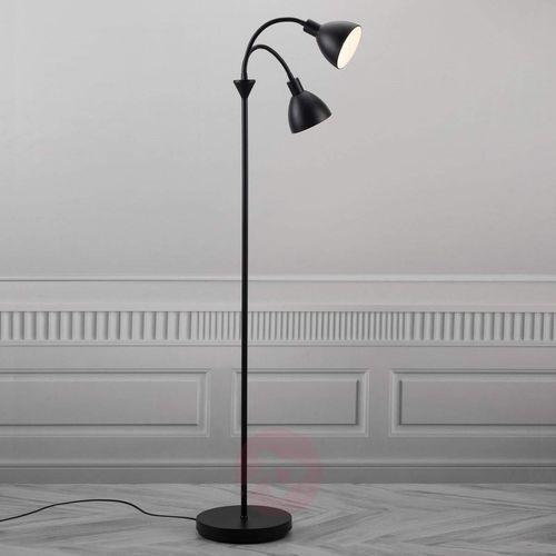 Nordlux RAY Lampa stojąca Czarny, 2-punktowe - Design - Obszar wewnętrzny - RAY - Czas dostawy: od 4-8 dni roboczych