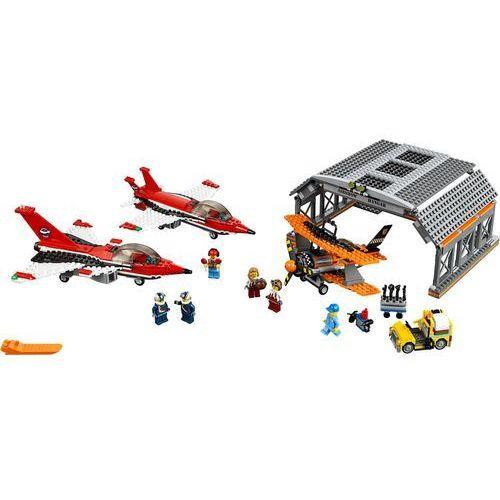 Lego CITY Pokazy lotnicze 60103