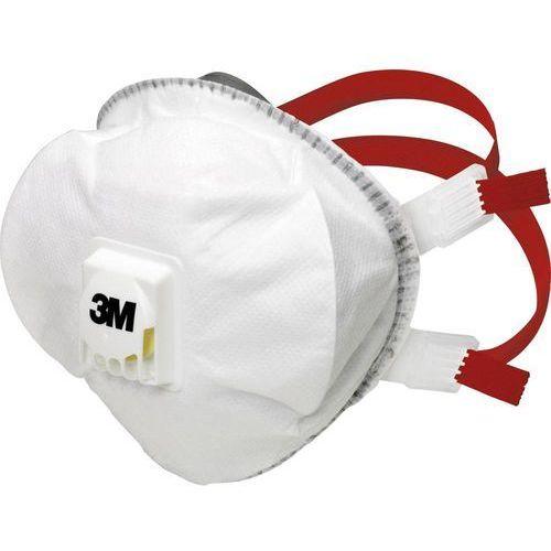 Maska chroniąca przed cząsteczkami 8835+ 3M 7100081542 Klasa filtrów / stopień ochrony: FFP3 R D 5 szt., kup u jednego z partnerów