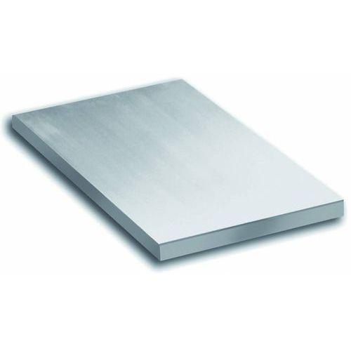 Mbm Płyta grillowa gładka 370x370 nakładana na 1 palnik