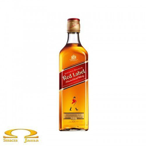 Whisky Johny Walker Red Label 0,5 l