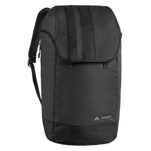 Plecak na laptop 15,6 amir - czarny - czarny marki Vaude
