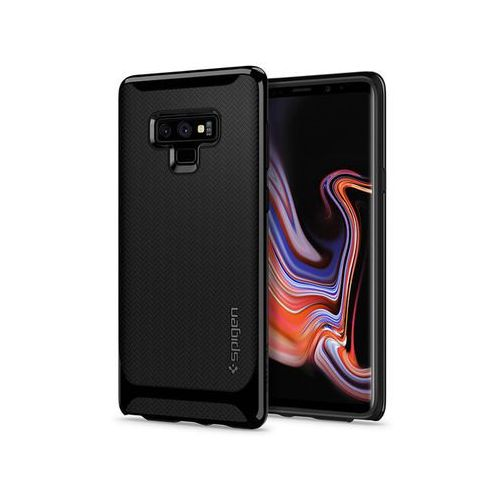 Spigen Etui neo hybrid samsung galaxy note 9 midnight black - czarny (8809613761412)