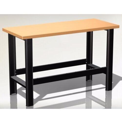 N-3-01-03 stół warsztatowy podstawowy (szer. blatu 1400 mm) + blacha ocynk marki Fastservice