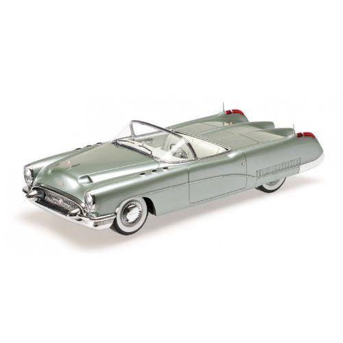 Minichamps Buick wildcat 1 concept 1953 (light green metallic) - darmowa dostawa! (4012138136267)