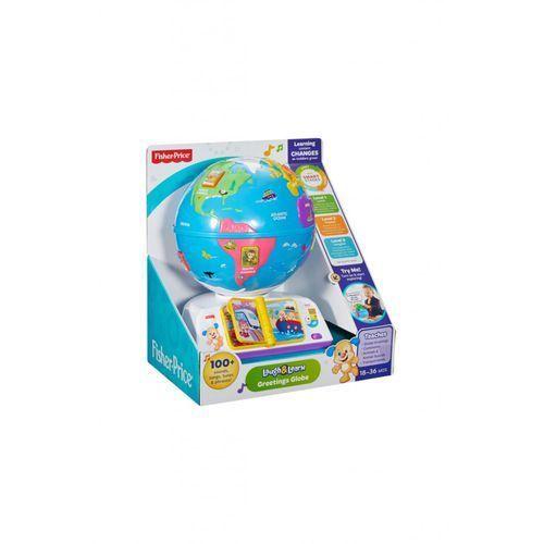 Ucz się i śmiej Edukacyjny globus odkrywcy
