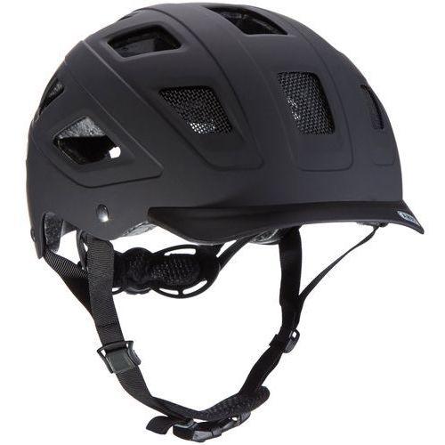Abus Hyban kask rowerowy dla dorosłych, czarny (4003318372643)