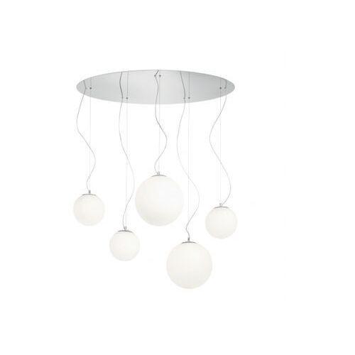 Lampa wisząca mapa bianco sp5 marki Ideal lux
