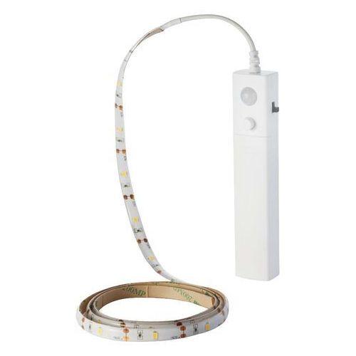 V-tac V-TAC Taśma LED 2.4W 1 Metr 2835 z sensorem 3000K, zasilanie bateryjne. VT-8082 SKU 2573 - Rabaty za ilości. Szybka wysyłka. Profesjonalna pomoc techniczna. (3800157639330)